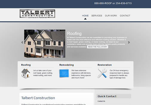 Talbert Construction